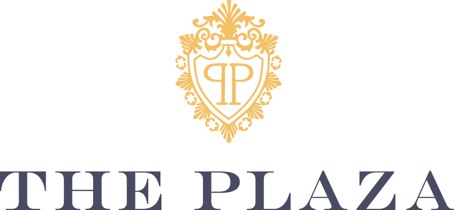 The Plaza logo